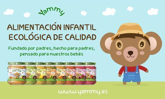 yammy Potitos 100% saludables, naturales y ecológicos