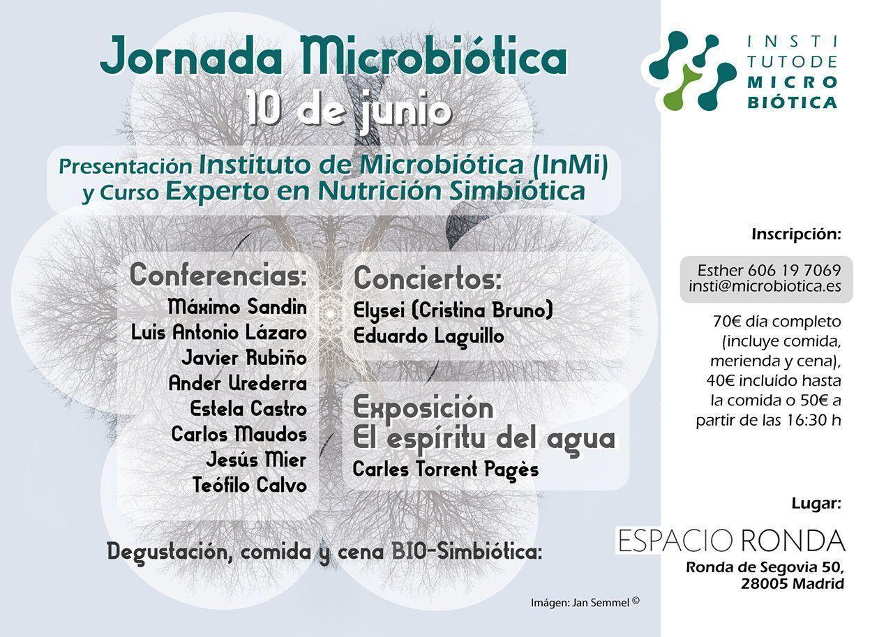 Se presenta el Instituto Microbiótica: vanguardia en la formación sobre nuevas tecnologías aplicadas a la salud y al medio ambiente