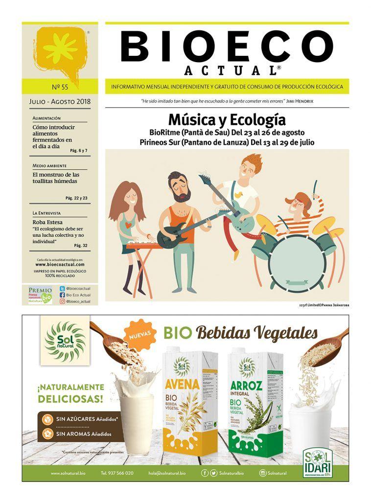 Bio Eco Actual Julio-Agosto 2018