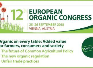 12th European Organic Congress: Workshops on the new Common Agricultural Policy (CAP) and Fairness along the value chain