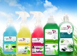 ECOTECH: ¡Limpieza ecológica certificada!
