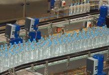 Microplásticos en el agua mineral envasada