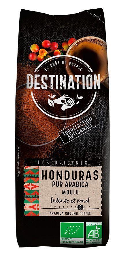 Café Bio Honduras ecológico, de Destination