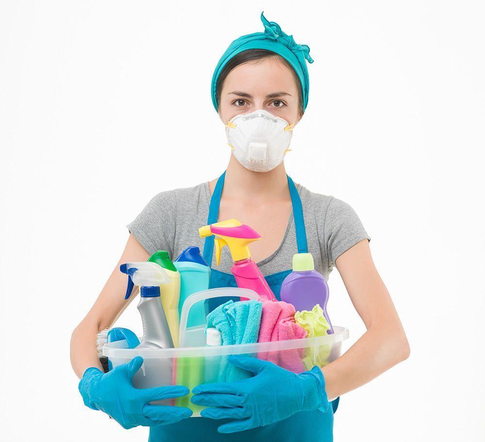 Tóxicos en los productos de limpieza