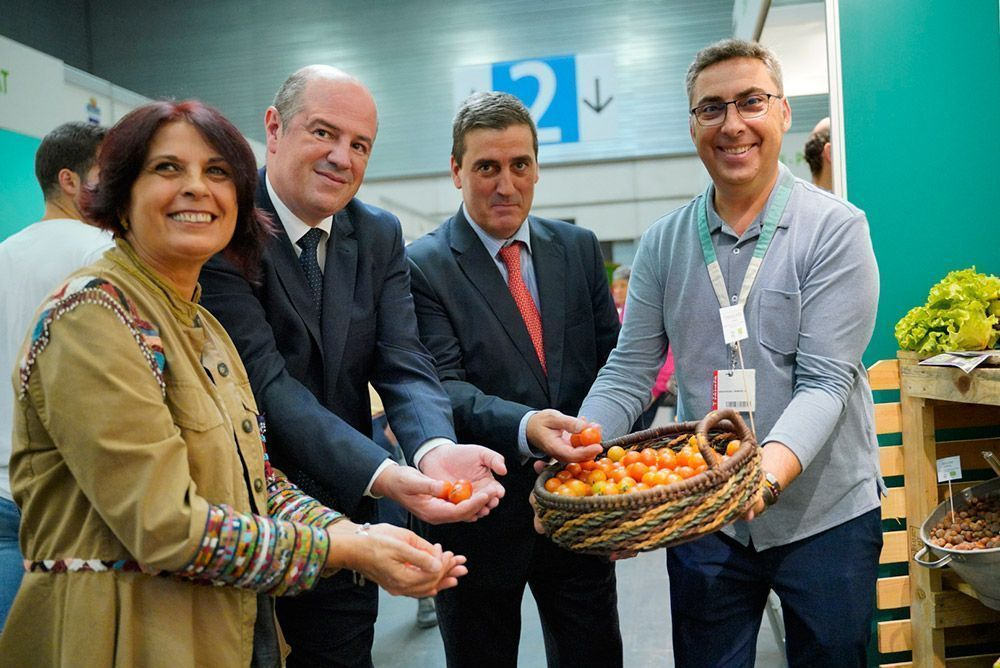BioCultura Bilbao muestra la consolidación del sector ecológico en Euskadi