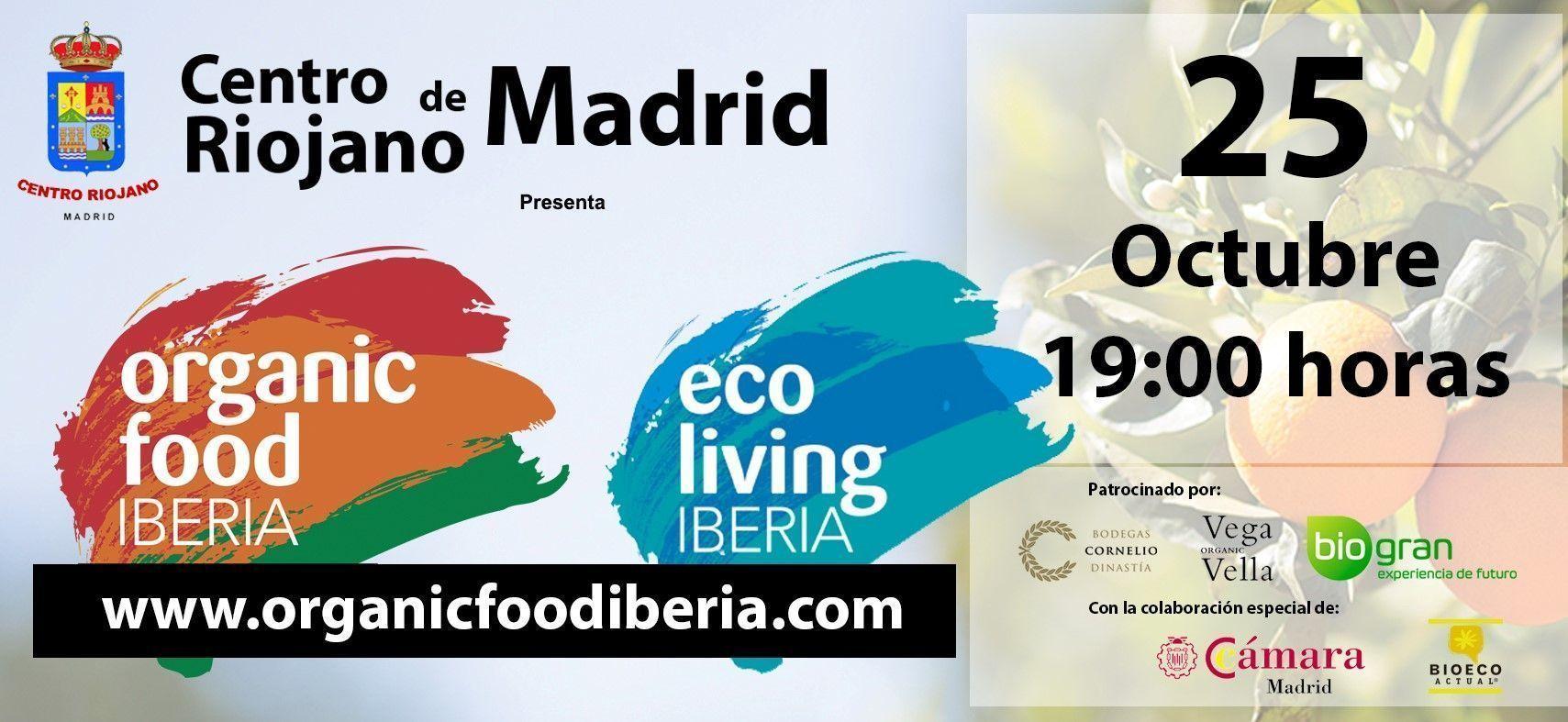 Se presenta Organic Food Iberia 2019 ¡Bienvenido a la región ecológica más grande de Europa!