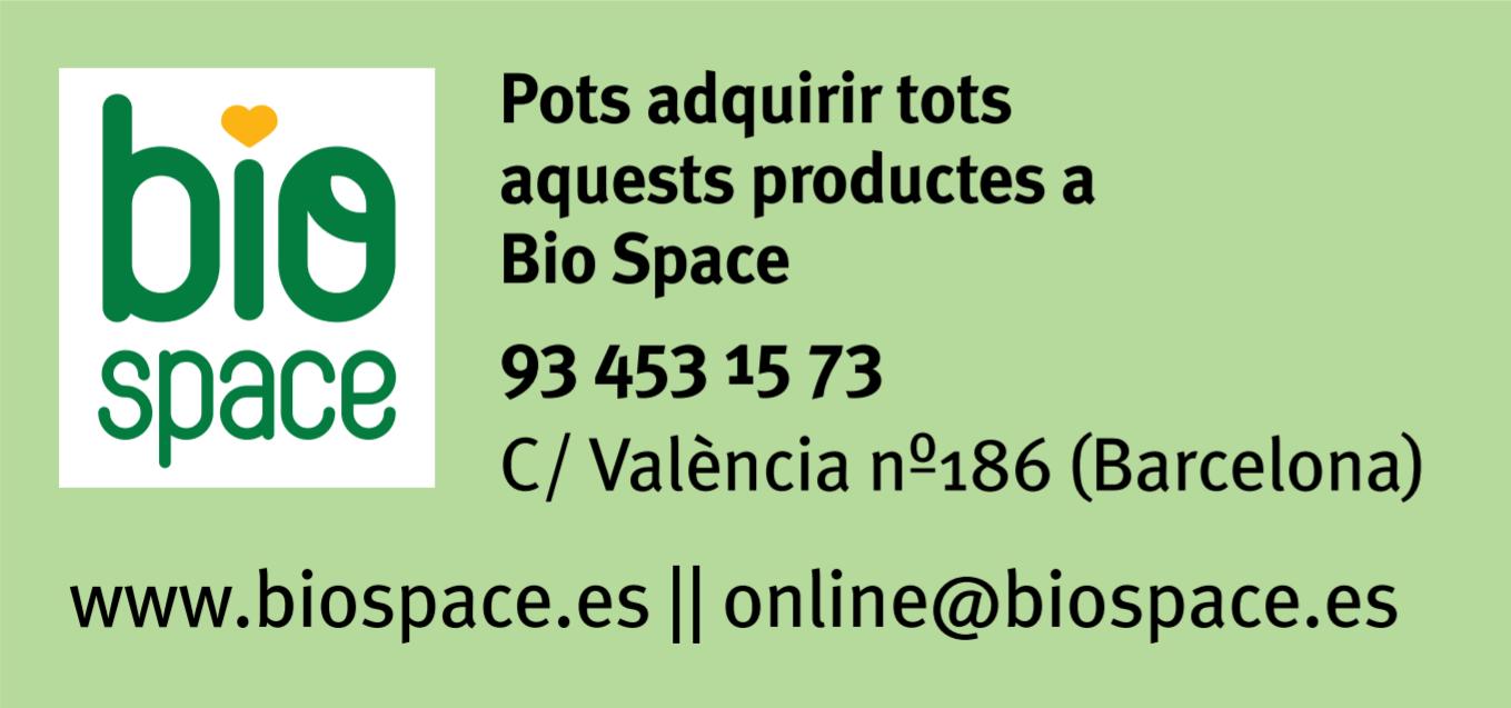 biospace barcelona botiga ecològica