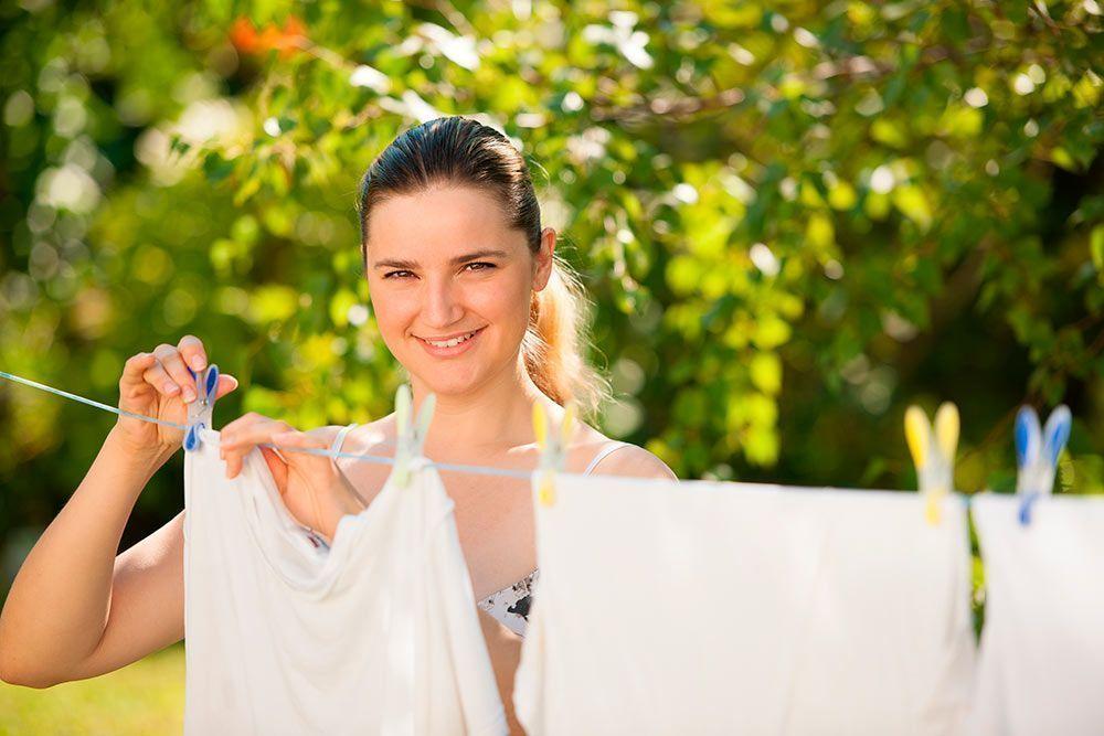 Sostenibilidad en el cuidado de la ropa