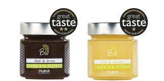 La mejor miel ecológica es española: Muria BIO galardonada en los Great Taste Awards 2018 mel ecològica mel muria