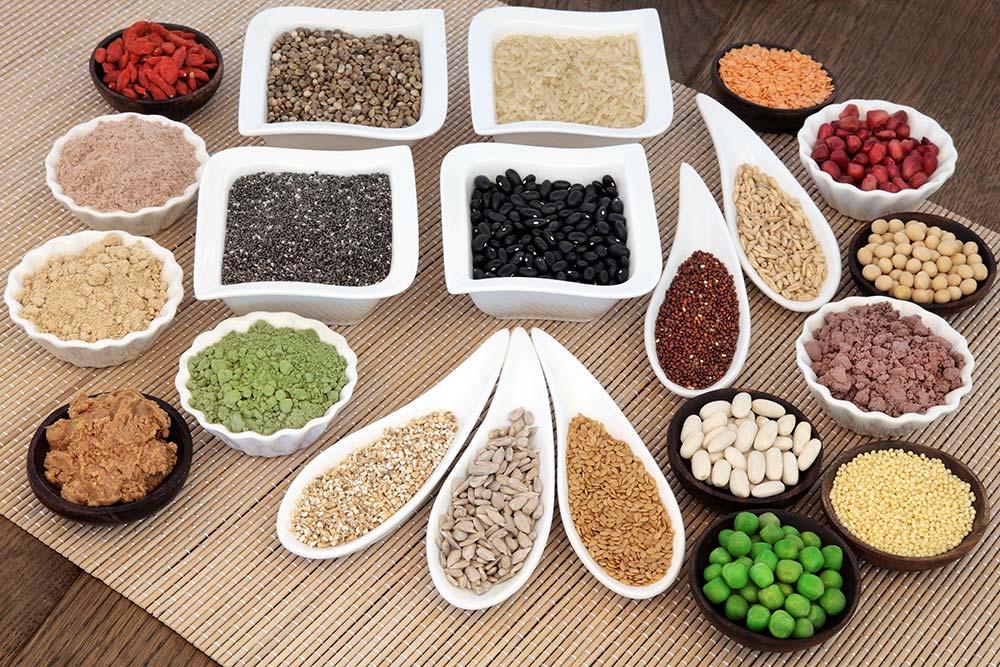 Proteínas vegetales, alternativa sana y de calidad
