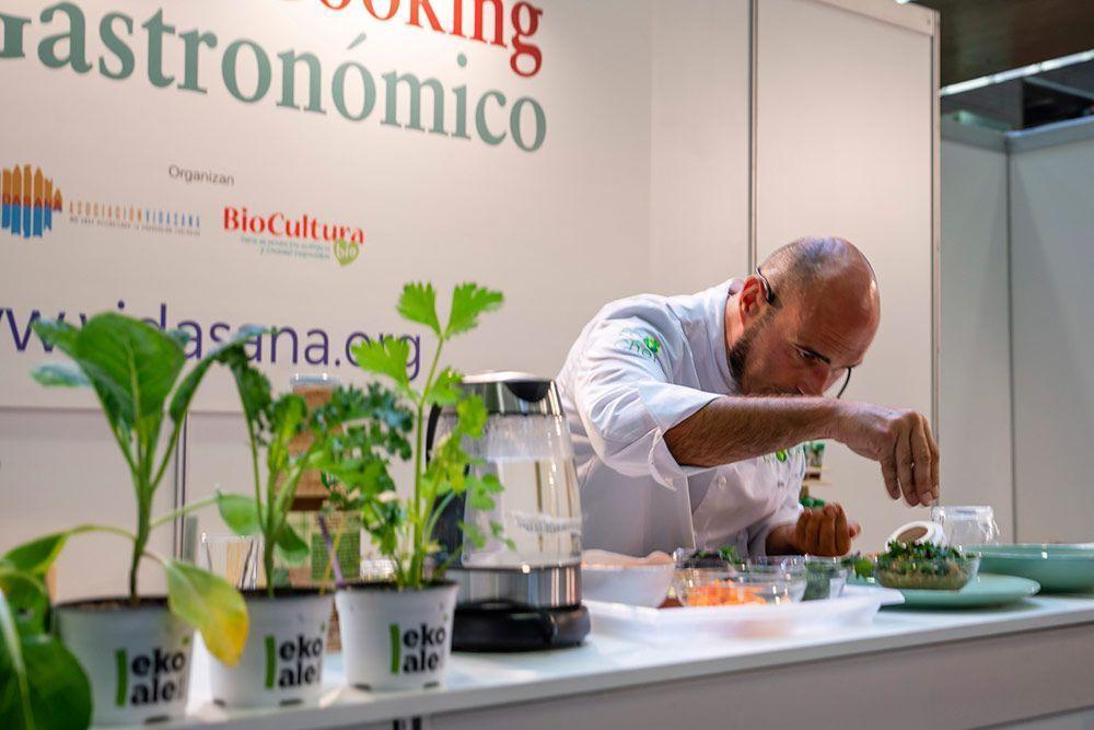 Más de 70.000 visitantes por el cambio ecológico consagran BioCultura Madrid