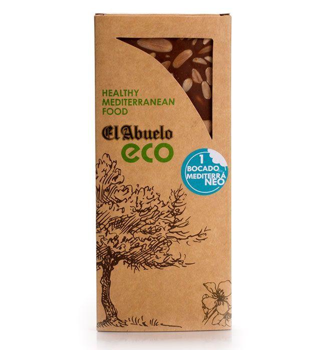 El Abuelo Eco, Delicioso Turrón Ecológico, de Jijona, S.A.