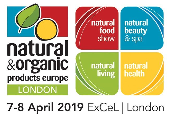 Natural & Organic Products Europe 2019: Visitor registration opens for Europe's biggest natural and organic trade event