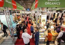 Quality buyers pack the aisles at hugely successful Natural Products Scandinavia & Nordic Organic Food Fair 2018