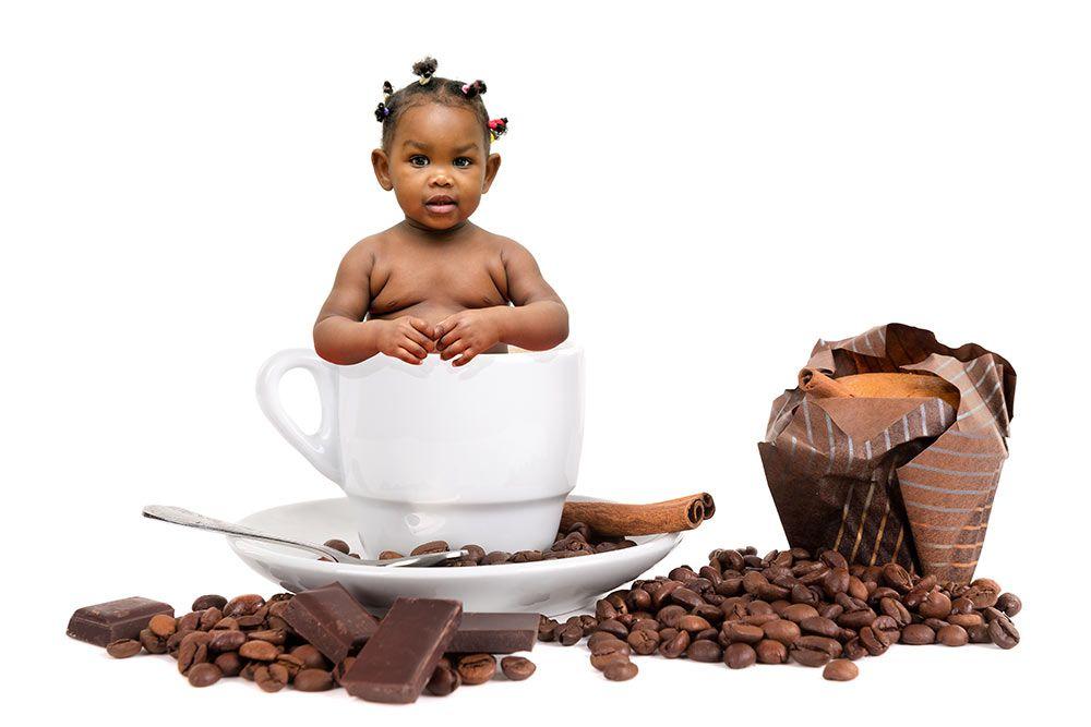 ¿Pueden los niños tomar cafeína?