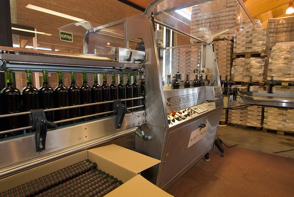 La viña y el vino se hacen ecológicos