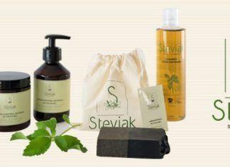 Steviak cosmética ecológica para aprovechar todos los beneficios de la stevia en nuestra piel