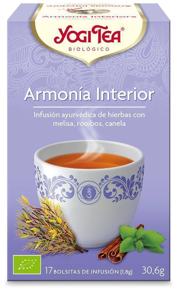 Armonía Interior, infusión ayurvédica, de Yogi Tea