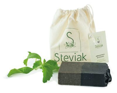 Jabón botánico con Stevia Bio Detox