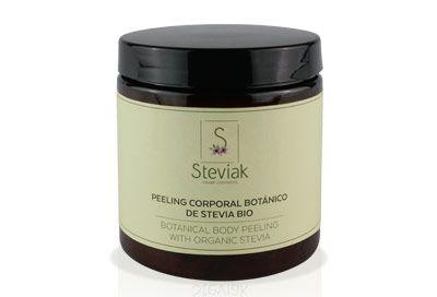 Peeling Corporal Botánico de Stevia Bio