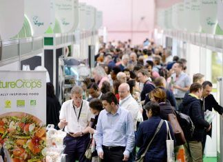 A world of vegan innovation at the Natural Food Show 2019