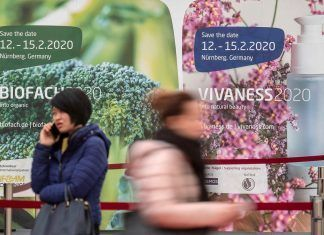 BIOFACH and VIVANESS 2019: Combined trade fair event impresses more than 51,500 visitors from 143 countries biofach 2020