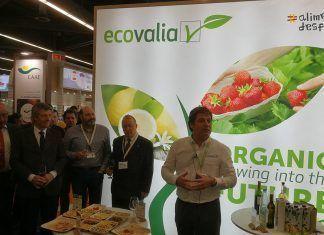 Ecovalia presenta al mercado internacional la marca Organic Spain