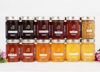 La miel ecológica Muria BIO, galardonada de nuevo en 2 concursos internacionales