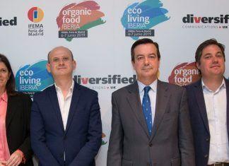 IFEMA y Diversified lanzan un nuevo proyecto internacional sobre Alimentación Ecológica y Productos Naturales, Éticos y Sostenibles