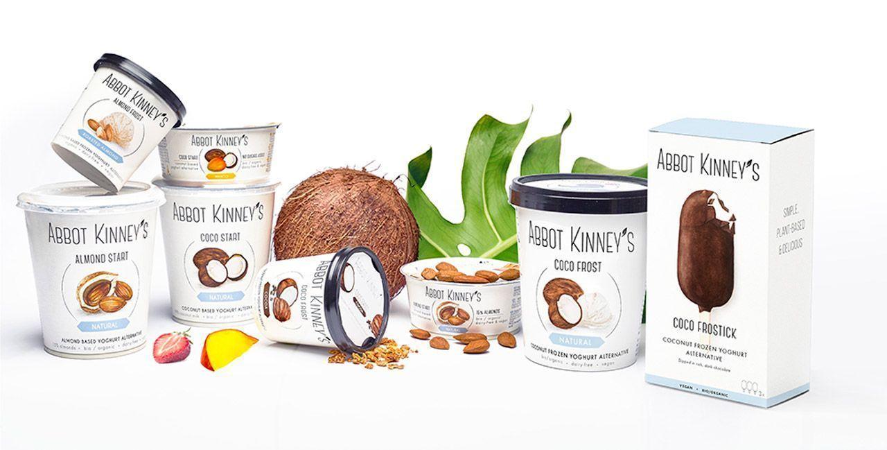 Abbot Kinney's, yogures vegetales pisando fuerte