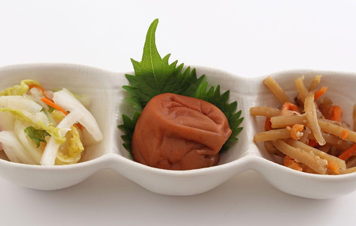 Ciruelas Umeboshi, fuente oriental de salud