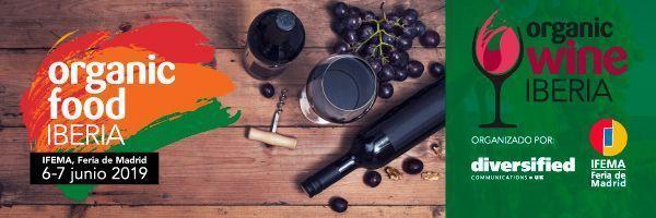 Cientos de vinos ecológicos españoles en Organic Food Iberia