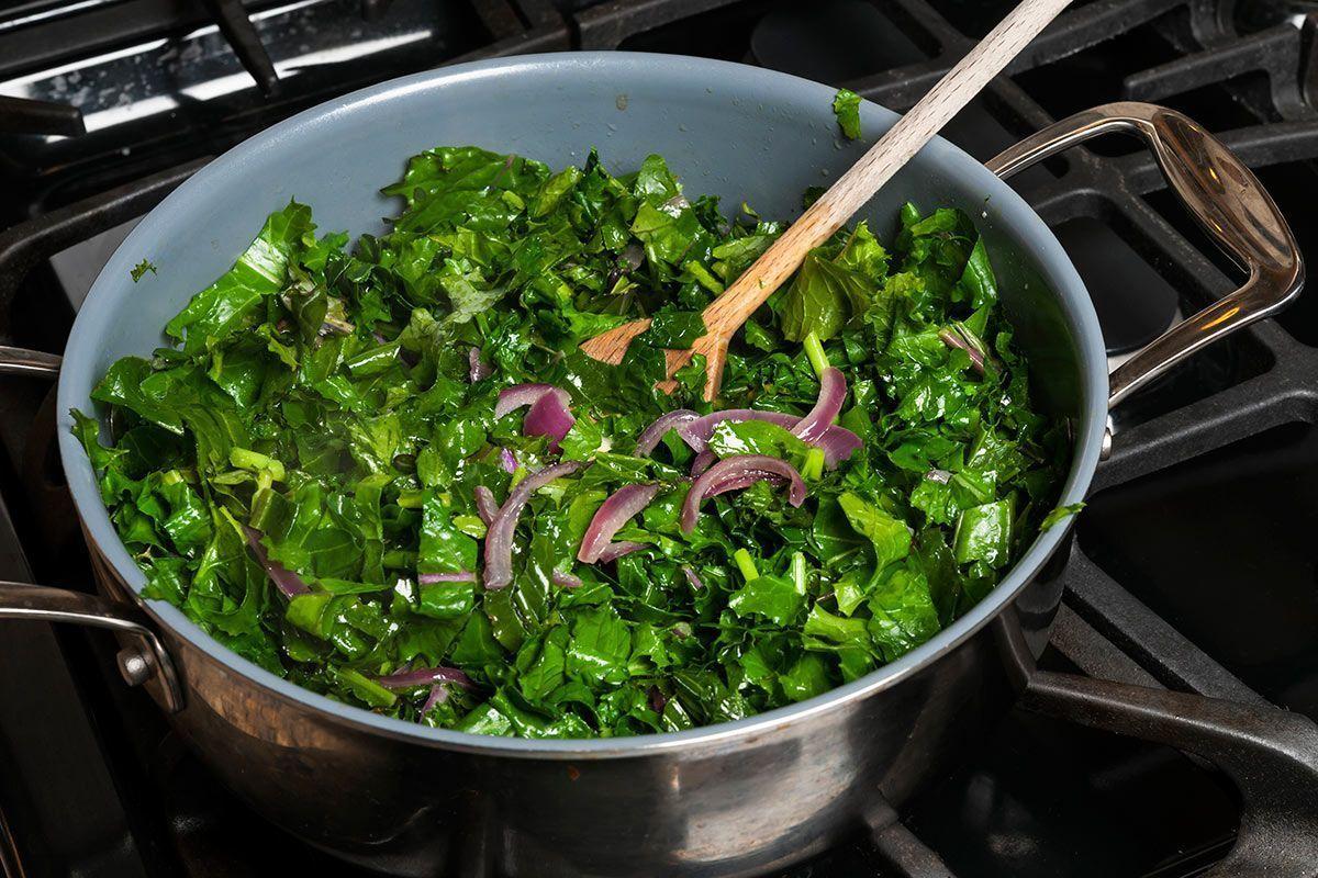 De temporada: Hortalizas verdes depurativas y frutas de colores antioxidantes