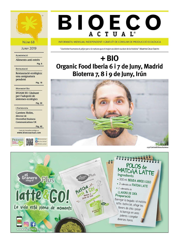 Portada Bio Eco Actual Juny 2019
