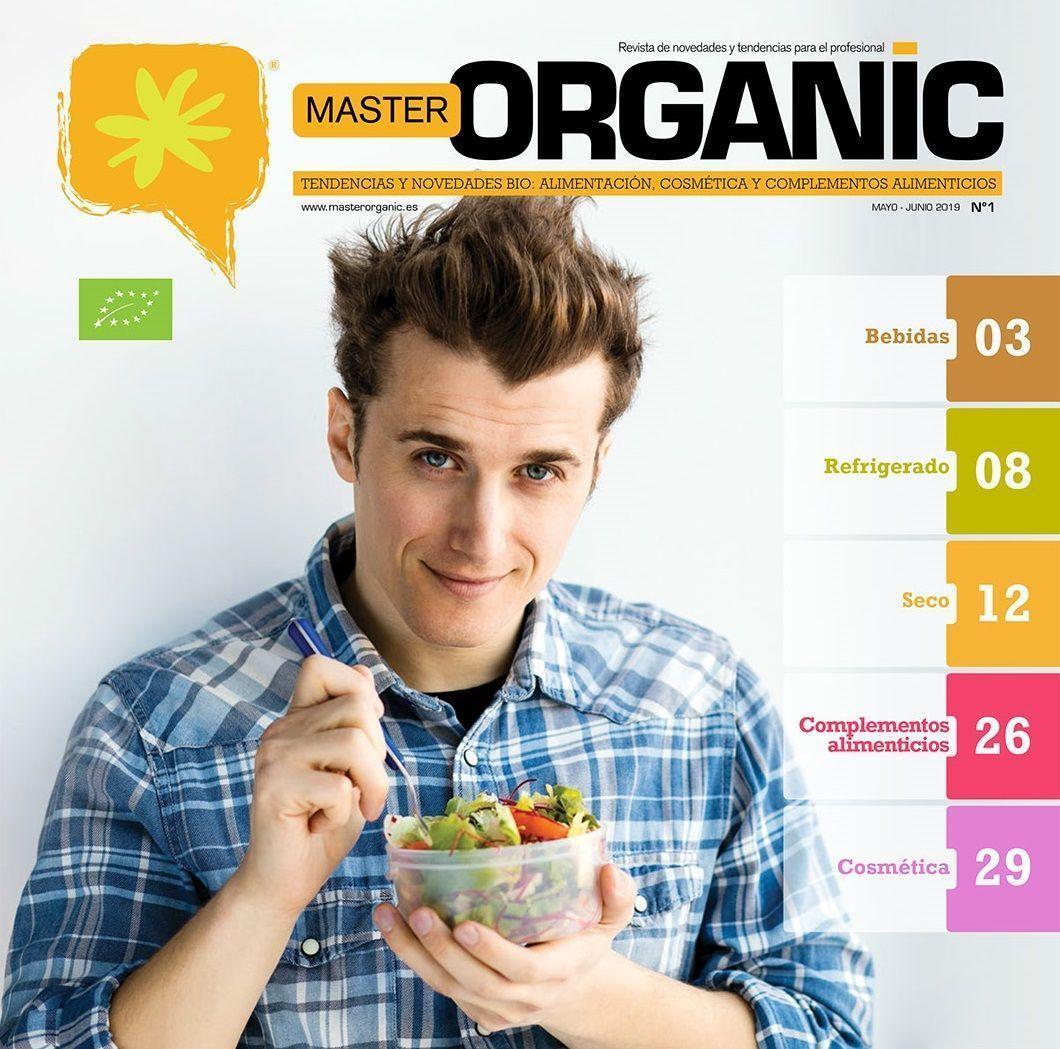 Master Organic alimentación ecológica
