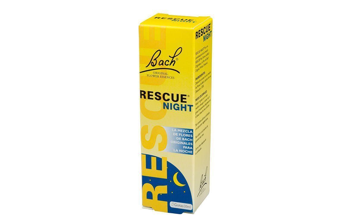 Rescue® Night, la combinación de Flores de Bach® Originales para antes de dormir