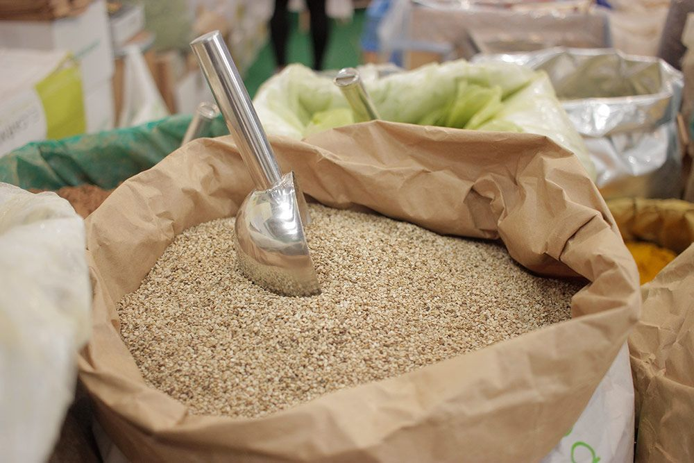 biocultura barcelona 2019 comprar a granel ecológico en barcelona