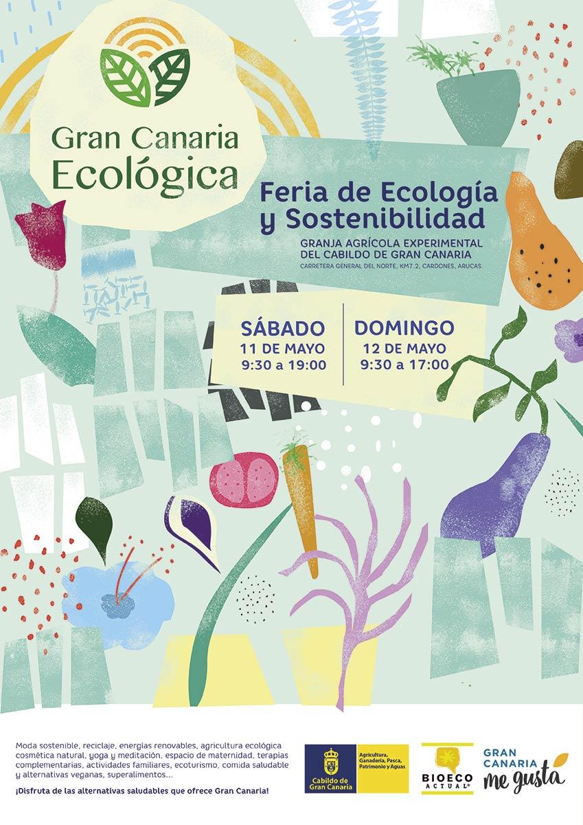 feria gran canaria ecológica 2019