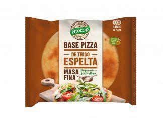 Base de pizza de trigo espelta, nuevas galletas y otras 13 novedades de Biocop en Organic Food Iberia 2019