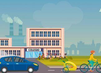 Encuentran altos niveles de contaminación en doce colegios de Madrid