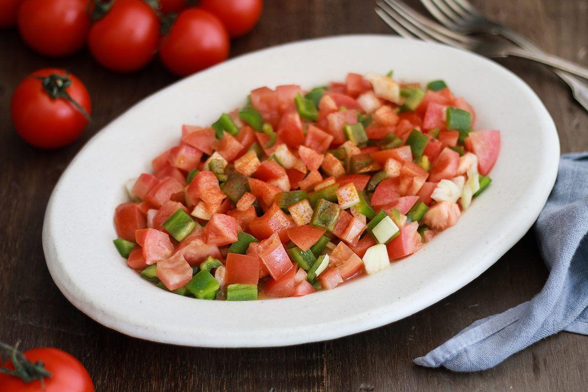 Cinco ensaladas frescas para este verano