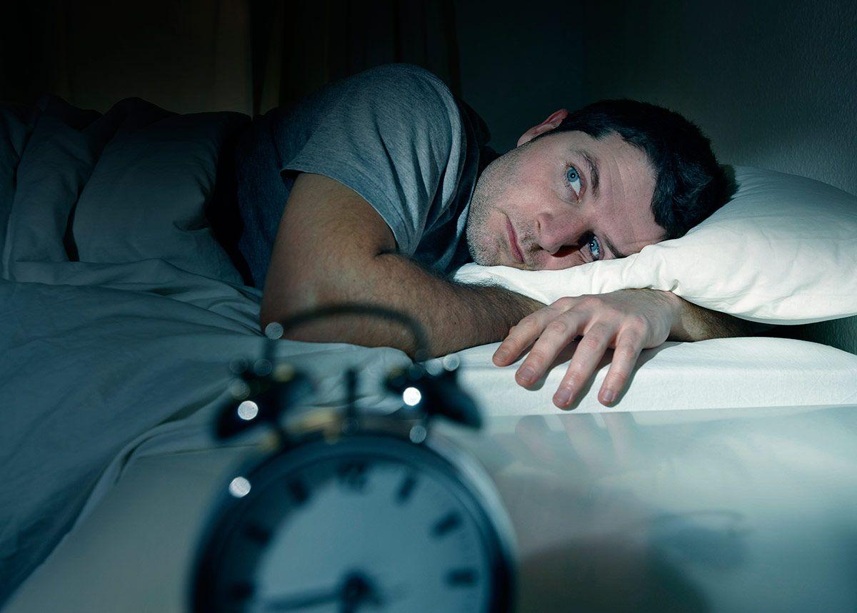 ¿Sufres insomnio por estrés, ansiedad o nerviosismo?