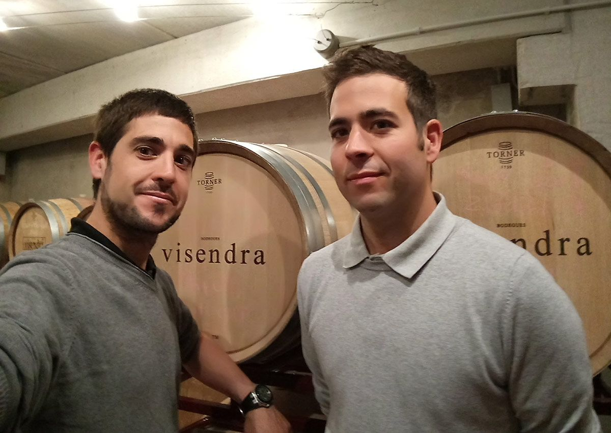 Bodegues Visendra aposta pel vi ecològic i vegà