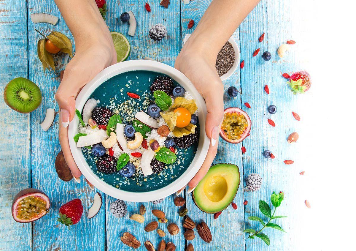 ¿Engorda la fruta?