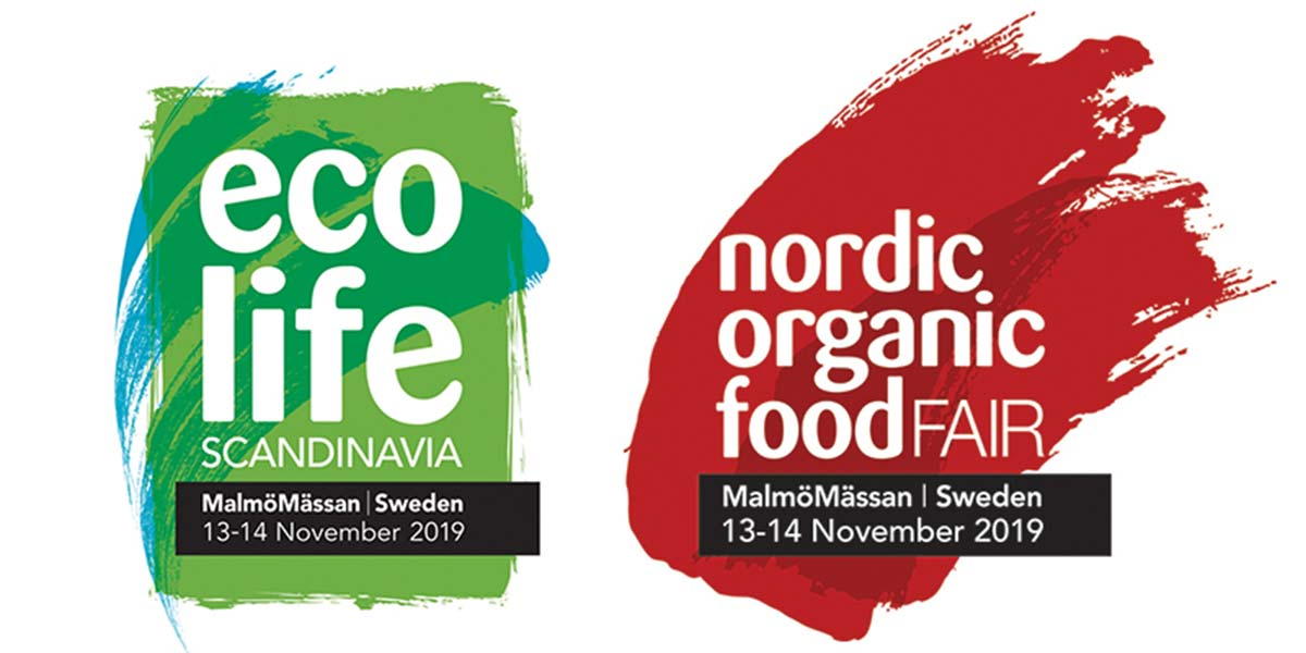 Scandinavia's biggest eco and organic trade shows preview hotly anticipated new features