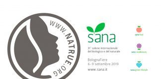 NATRUE organizes a conference on sustainability at SANA 2019