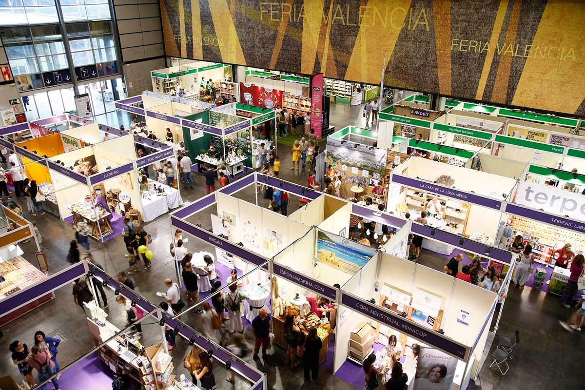 BioCultura Valencia se consolida como escaparate del sector eco