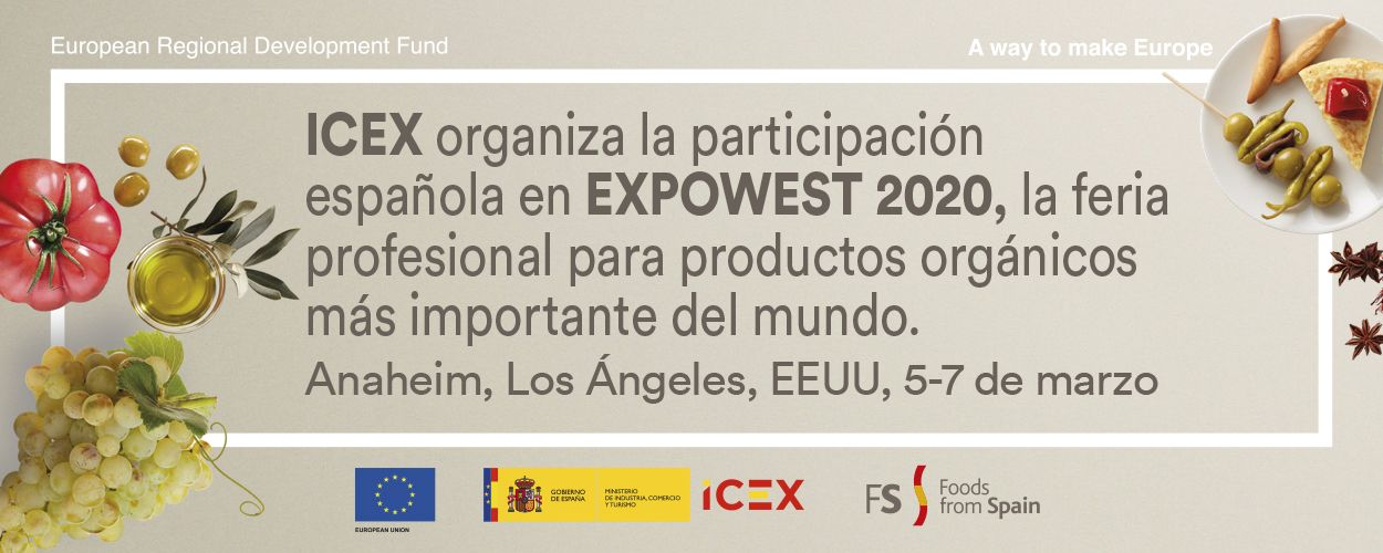 icex natural products expo west