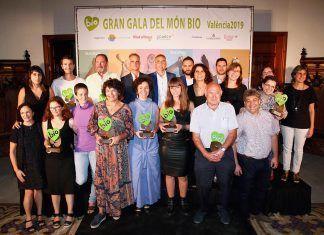 Éxito gala mundo bio Valencia