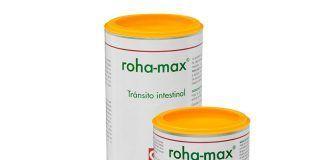 Roha-max transito intestinal para lo más natural del mundo trànsit intestinal diafarm faes farma